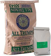 General Mills All Trumps High Gluten Flour - Unbleached, Unbromated 12 lb Repack