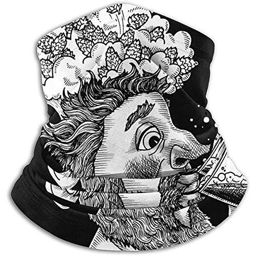 Emonye Atunme Neck Gaiter Headwear - The Heady to-pper Face Sun Mask Magic Scarf Bandana Balaclava Headband
