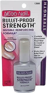 Nutra Nail Bullet-Proof Strengthening Formula 0.5 Oz