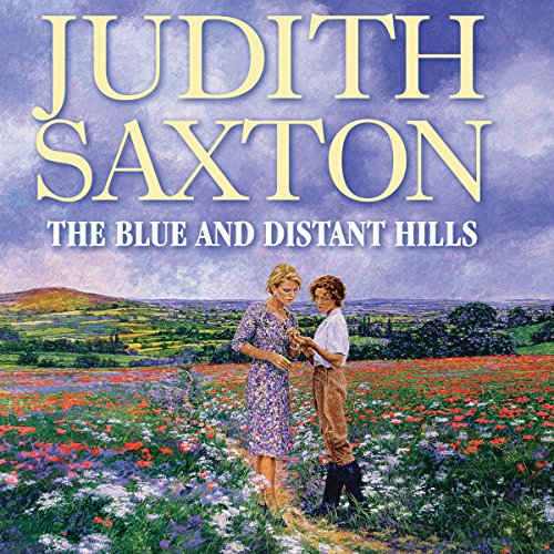 The Blue and Distant Hills audiobook cover art