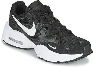 Nike Air Max Fusion Gs Sneaker barn svart/vit sneakers Low skor