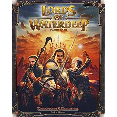 Wizards of the Coast Lords of Waterdeep: A Dungeons & Dragons Board Game