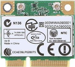 FLYCHENGi Half Height Mini PCI-E Wireless WLAN WiFi Card AR9283 AR5B93 2.4G Frequency 802.11 B/G/N Standard Card 300Mpbs