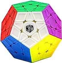 cuberspeed X-Man Galaxy Megaminx V2 Sculpted Stickerless Speed Cube Mofangge Qiyi Megaminx V2 Stickerless Sculpted Speed Cube