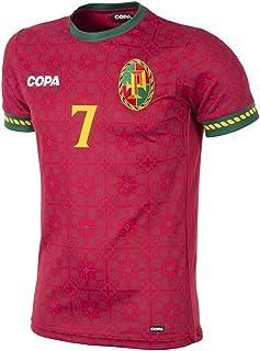 Copa Heren Portugal Football T-shirt met ronde hals