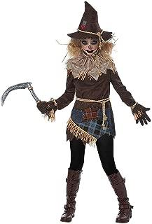 Creepy Scarecrow Child Costume