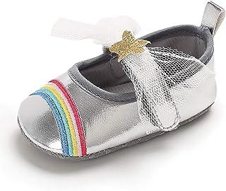 Amazon.es: zapatos princesa - Plateado
