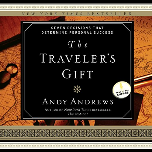 The Traveler's Gift audiobook cover art