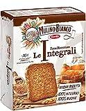 Mulino Bianco Fette Biscottate Integrali (315g) - 4 Paquetes