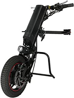 Cnebikes Electric Wheelchair Handcycle Wheelchair Attachment 36V 250W with 10.4Ah Battery