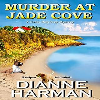 Murder at Jade Cove audiobook cover art