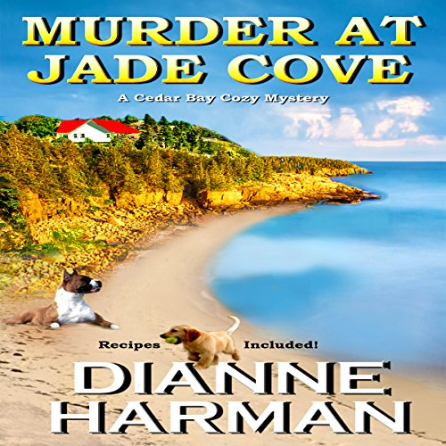 Murder at Jade Cove audiobook cover art