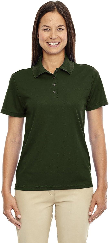 Averill's Sharper Uniforms Women's Ladies Super Value Extreme Performance Restaurant Polo Shirt Small Green