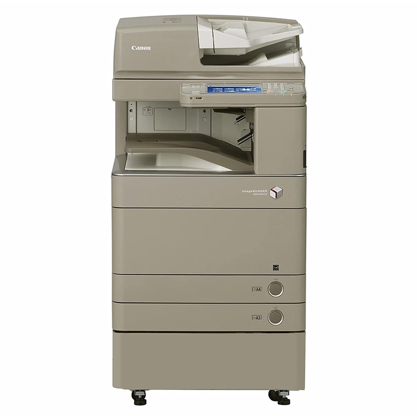 Refurbished Canon ImageRunner Advance C5051 Color Copier - 51ppm, Copy, Print, Scan, Network, Duplex, USB Direct Print/Scan, 2 Trays and Stand