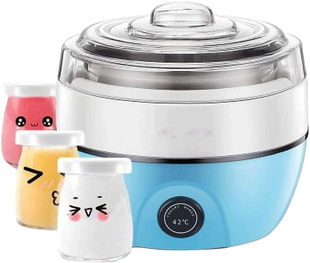 JYDQM Yogurt machine,Electronic with Automatic Maker Directly NEW before selling ☆ managed store