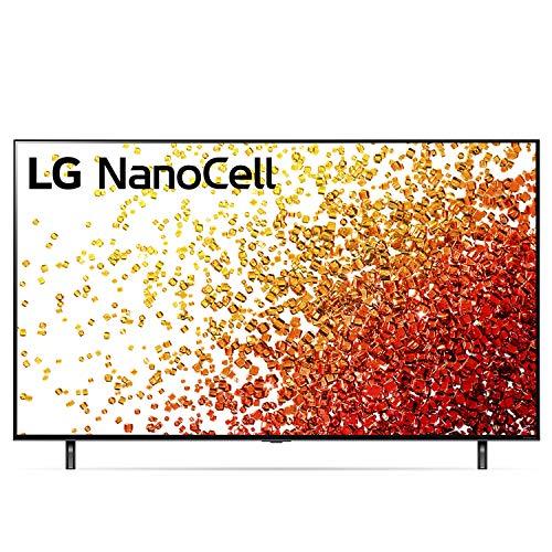 "LG 55NANO90UPA Alexa Built-In NanoCell 90 Series 55"" 4K Smart UHD NanoCell TV (2021)"