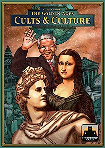 Golden Ages Cults and Cultures by Stronghold Games