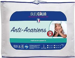 Bleu Câlin Couette Été Anti-Acariens Sanitized Blanc 220x240 cm KMS20