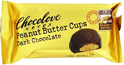 product image for Cup,PNUT Butter,Dark Choc - Pack of 12