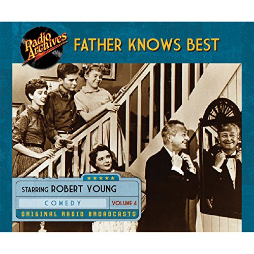 Father Knows Best, Volume 4 audiobook cover art