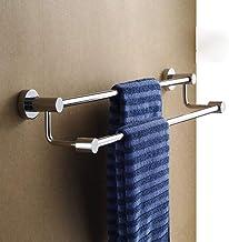 MBYW moderne minimalistische hoge dragende handdoek rek badkamer handdoek rail Handdoek bar, volledige koper handdoek rek ...