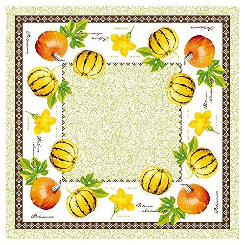 Tischdecken aus Airlaid | Mitteldecken 80 x 80 cm | Mank Einmal-Tischdecke für Gastronomie und Feiern | 20 Stück| LUCA
