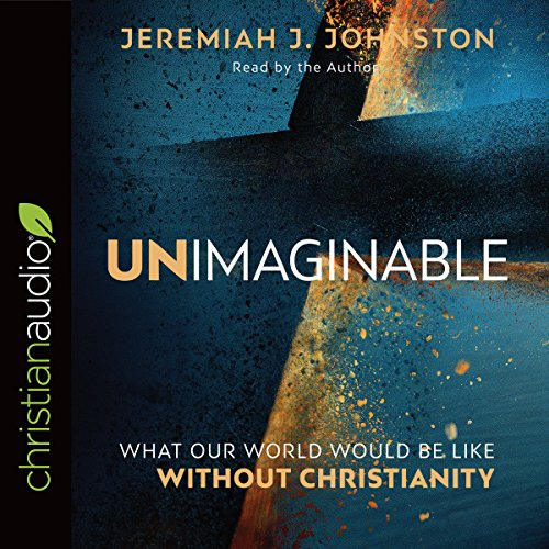 Unimaginable audiobook cover art