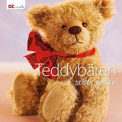 Teddybären selber nähen