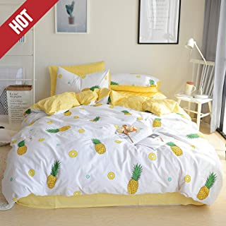 Best cute yellow bedspreads Reviews