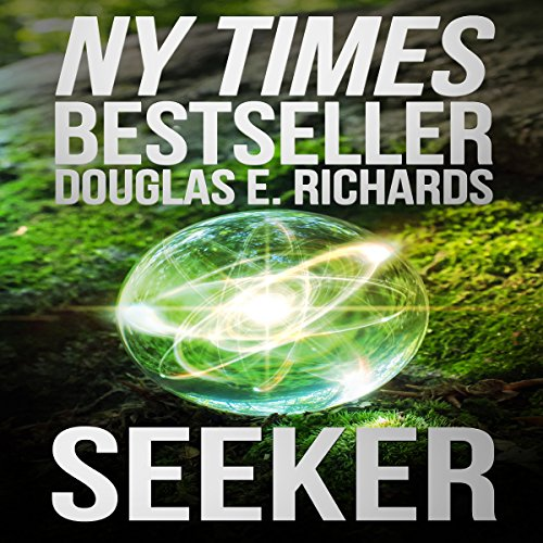 Seeker audiobook cover art
