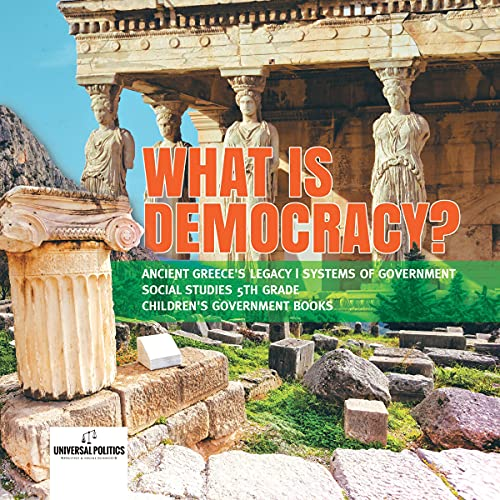 What Is Democracy? cover art