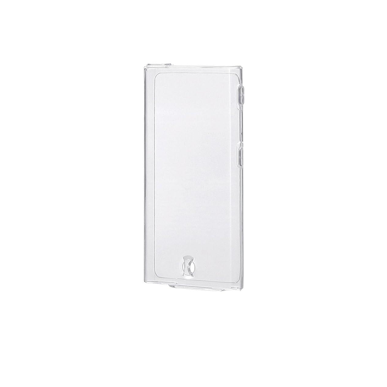 侵入湿気の多いトーストエレコム iPod nano 【第7世代】 ソフトカバー TPU素材 スリムタイプ クリア AVA-N17UCUCR
