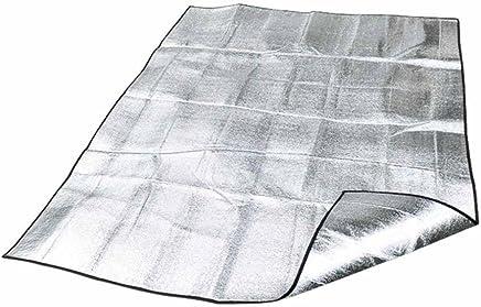 Axiba Camping Picknickdecke 240x240cm Wasserdichten Wasserdichten Wasserdichten Aluminiummembran feuchtigkeitsdichten pad Aluminiumfolienkissen Außenpicknickmatte B07DRBX411 | Mangelware  3c561b