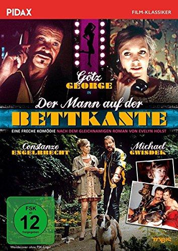 Der Mann auf der Bettkante (Verfilmung des Bestsellers von Evelyn Holst mit Götz George) (Pidax Film-Klassiker)