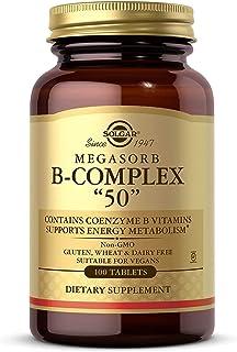 Solgar - Megasorb B-Complex