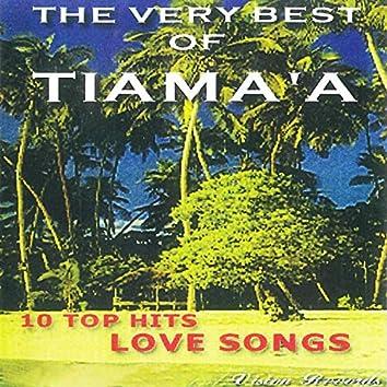 The Very Best Of Tiama'a (feat. Vili Ieru, Iopu Faivalu, Fafo Aulalo, Fale Aulalo, Tavita Mose)