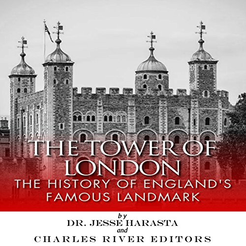 The Tower of London audiobook cover art