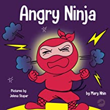 Download Angry Ninja: A Children's Book About Fighting and Managing Anger (Ninja Life Hacks) PDF
