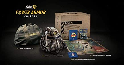 Fallout 76 Power Armor Edition - Ps4