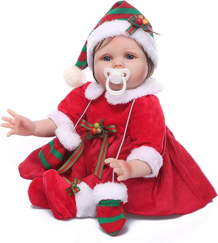 Precio al por mayor y calidad confiable. PINGJIA 55 cm Hechos Hechos Hechos a Mano Realista Reborn Baby Doll Soft Silicona Vinilo Toddler Dolls para el cumpleaños del Niño Navidad Presente  encuentra tu favorito aquí