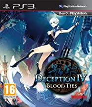 Deception IV Blood Ties Sony Playstation 3 PS3 Game UK