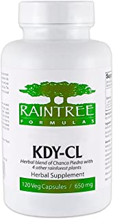 Raintree KDY-CL Capsules 650mg 120 Veg Capsules