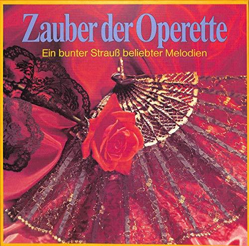 Strauss / Lehar / Stolz / Künneke / Offenbach / Zeller / von Suppe: Zauber der Operette; Ein bunter Strauß beliebter Melodien - DK29006 - Vinyl Box