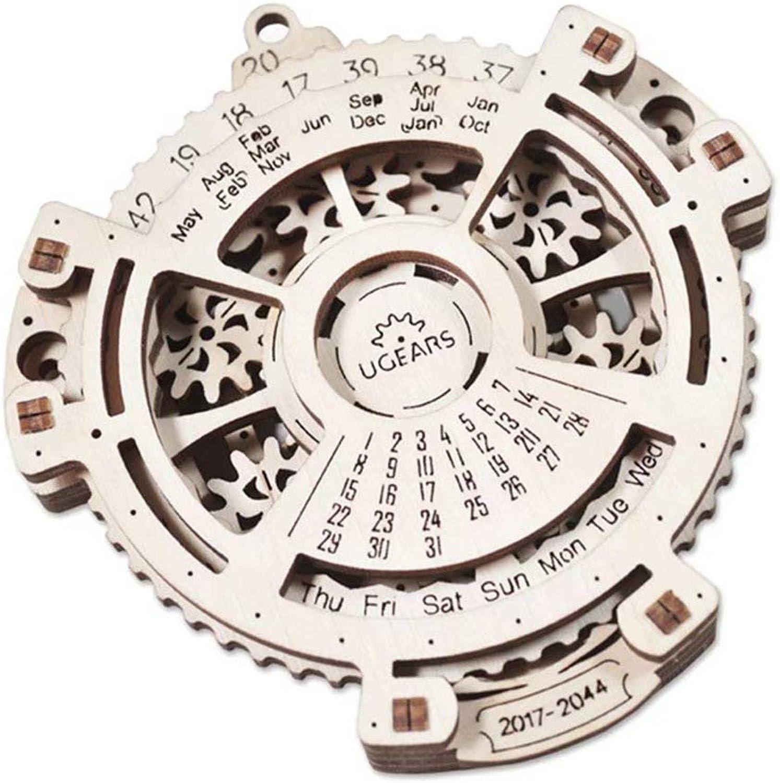 Calendario De Mecanica Hot.Para Barato Ugears Modelo De Transmision Mecanica De Madera