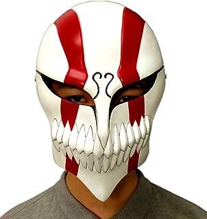 Gmasking Resin Bleach Ichigo Kurosaki Full Hollow Mask Replica