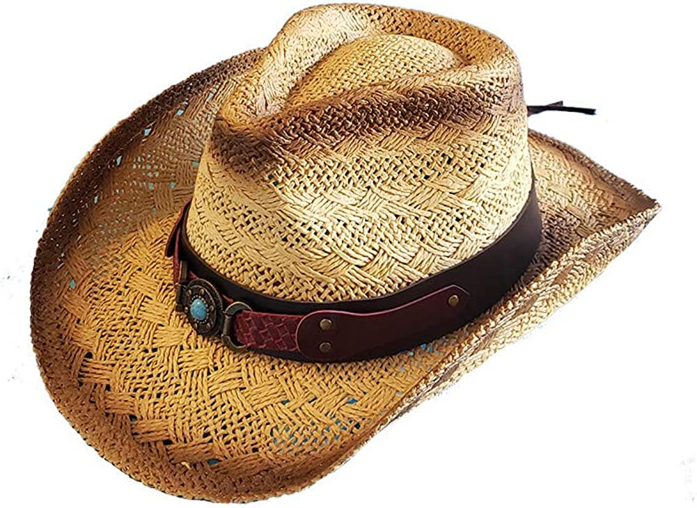 AS YOU WISH Men Women's Straw Hat Outba Cowboy Western Fixed price for sale Mesa Mall Cowgirl