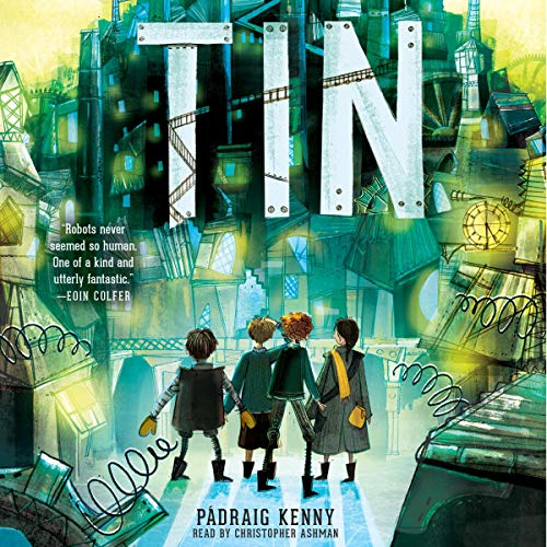 Tin audiobook cover art