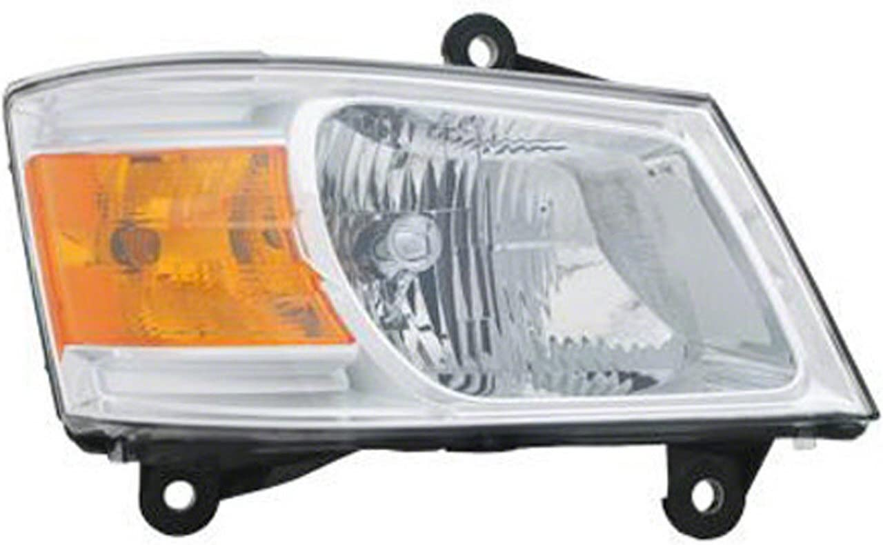 MDR Replacement Compatible Head Lamp Deluxe Dodge Limited price sale for Caravan Rh 2008-2