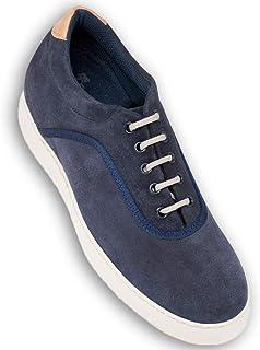 1c63126f Masaltos Zapatos con Alzas para Hombre. Aumentan Altura hasta 7 cm.  Fabricados EN Piel