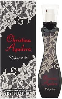Christina Aguilera Unforgettable Eau de Parfum Spray for Women, 1.0 Ounce